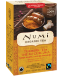Numi Organic Three Roots Turmeric Tea