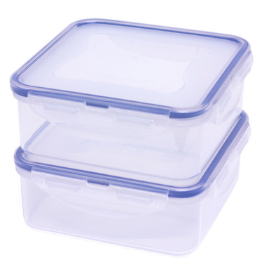 Lock & Lock Square Container Set