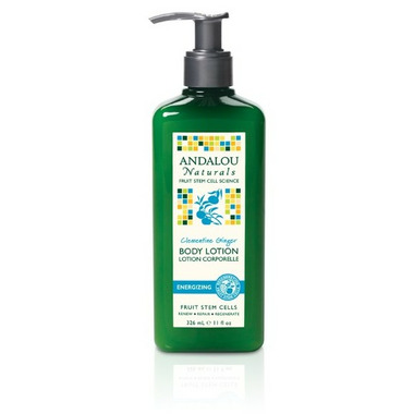 Andalou Naturals Clementine Ginger Body Lotion