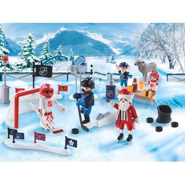 Playmobil NHL Advent Calendar Rivalry on the Pond