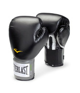 Everlast Pro Style Training Gloves 16 oz Black