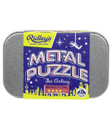 Ridley's Metal Puzzle in Tin The Galaxy