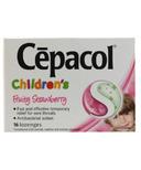 Cepacol Children's Fruity Lozenges