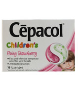 Cepacol Children's Fruity Lozenges