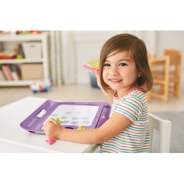 Fisher Price Doodle Pro Super Stamper Purple
