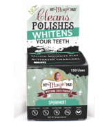 My Magic Mud Activated Charcoal Tooth Powder Spearmint