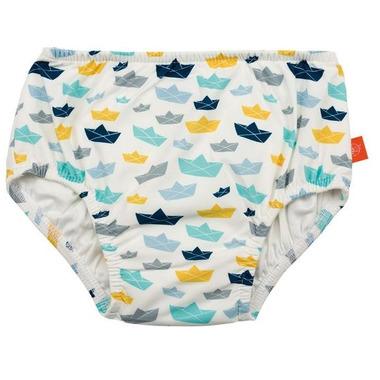 Lassig Swim Diaper Paper Boats