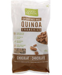 GoGo Quinoa Chocolate Quinoa Crunchies
