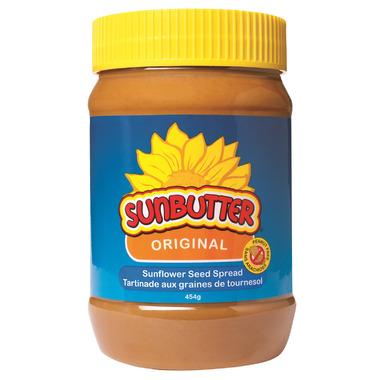 Sunbutter Original Sunflower Seed Spread