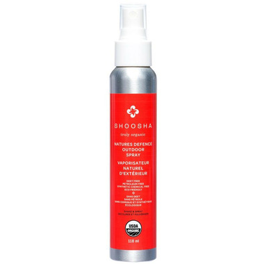 Shoosha Nature Outdoor Defence Spray