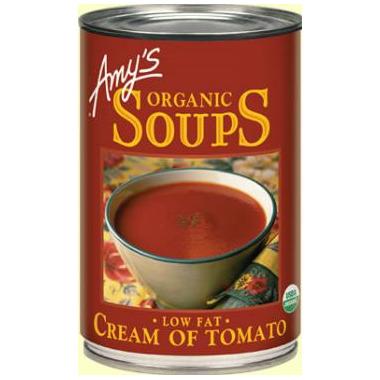 Amy\'s Organic Cream of Tomato Soup