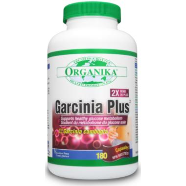 Organika Garcinia Plus