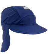 Banz Flap Hat Navy