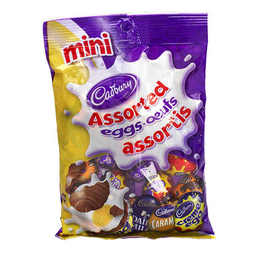 Cadbury Assorted Mini Eggs