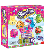 Shopkins Supermarket Scramble Game
