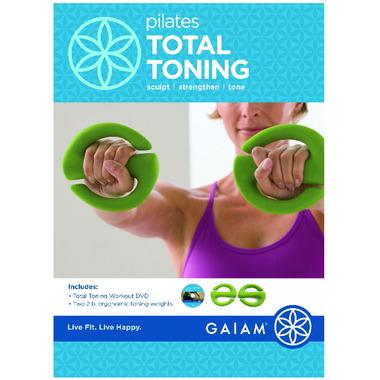 Gaiam Total Toning Kit