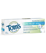 Tom's of Maine Rapid Relief Sensitive Toothpaste