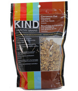 KIND Granola Cinnamon Oat Clusters with Flax Seeds