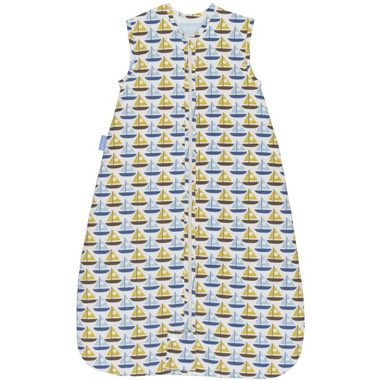 Grobag Baby Sleep Bag 2.5 Tog Orla Kiely Print Boats