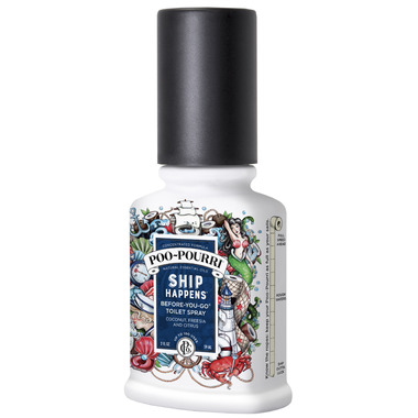 Buy Poo Pourri Ship Happens Before You Go Bathroom Spray At Free Shipping 35 In Canada