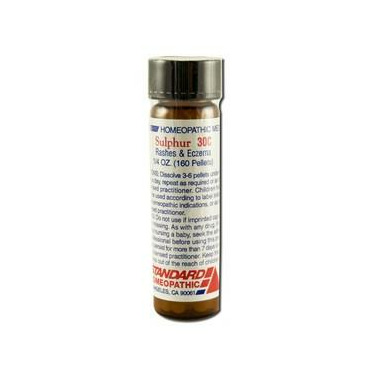 Hyland\'s Sulphur 30c Single Remedy