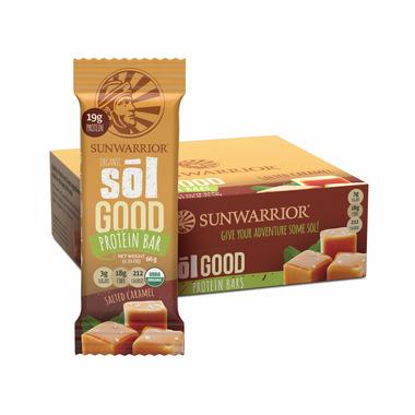 Sun Warrior Sol Good Protein Bar