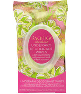 Pacifica Coconut & Kale Deodorant Wipes
