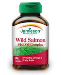 Jamieson Wild Salmon Fish Oil Complex
