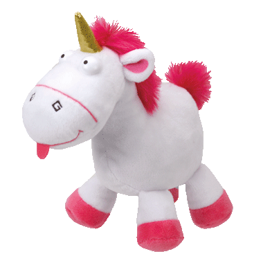 Ty Despicable Me Fluffy the Unicorn