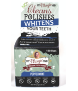 My Magic Mud Activated Charcoal Tooth Powder Peppermint