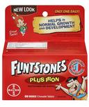 Flintstones Chewable Multiple Vitamins Plus Iron