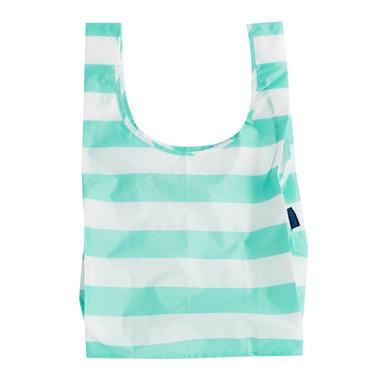 Baggu Standard Baggu Reusable Bag in Pool Stripe