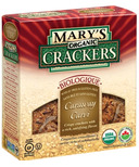Mary's Organic Crackers Caraway Crackers