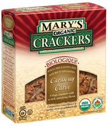 Mary's Organic Crackers Caraway Crackers