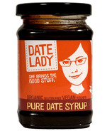 Date Lady Pure Organic Date Syrup