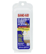 Band-Aid Brand Flexible Fabric Adhesive Bandages Travel Pack