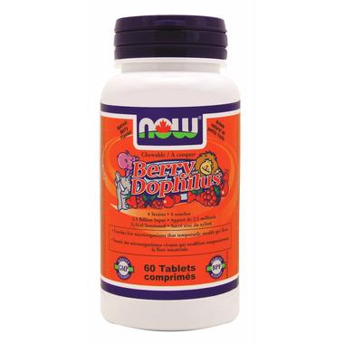 NOW Foods Chewable BerryDophilus