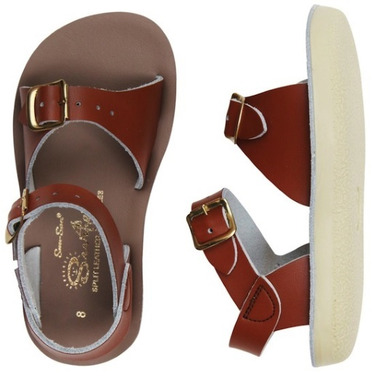Salt Water Sandals Surfer Toddler Sandal Tan