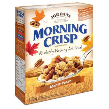 Jordans Morning Crisp With Maple Pecan