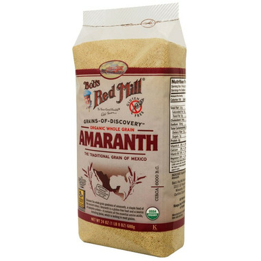 Bob\'s Red Mill Organic Amaranth Grain