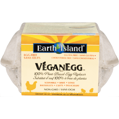 Earth Island Vegan Egg