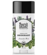 Nourish Organic Fresh & Dry Deodorant