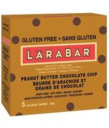 LaraBar Peanut Butter Chocolate Chip Bar