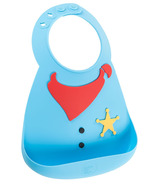 Make My Day Baby Bib Sheriff