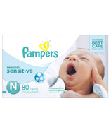 Pampers Swaddlers Sensitive Super Pack