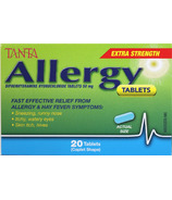 Tanta Allergy Tablets Extra Strength