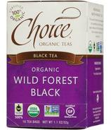 Choice Organic Teas Wild Forest Black Tea