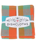 Now Designs Dishcloth Set Crush Check