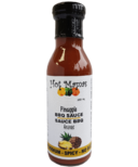 Hot Mamas Pineapple BBQ Sauce