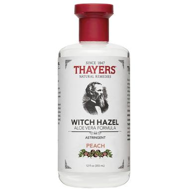 Thayer\'s Peach Witch Hazel Astringent With Aloe Vera & Vitamin C